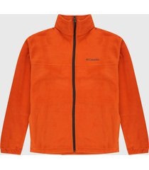chaqueta naranja columbia steens mountain 2.0