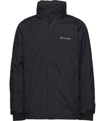 mission air ic outerwear sport jackets svart columbia