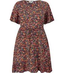 klänning jaquard dress