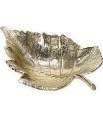 patera talerz dekoracyjny misa ozdobna liść