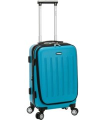 "rockland titan 19"" hardside carry-on spinner"