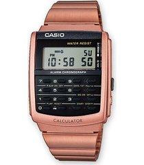 reloj casio unisex ca-506c-5a calculadora