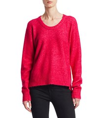 exclusive wool-blend sweater