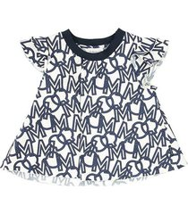 t-shirt met monogramprint
