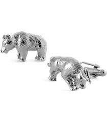 men's david donahue 'bull & bear' cuff links