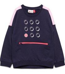lwsun 100 - sweatshirt sweat-shirt tröja blå lego wear