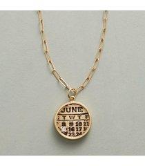 birthday zodiac necklace