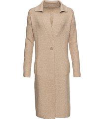 cappotto in maglia (beige) - rainbow