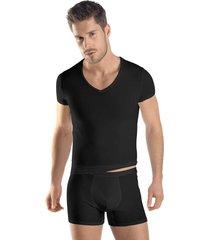 hanro heren ondergoed micro touch t-shirt 073108