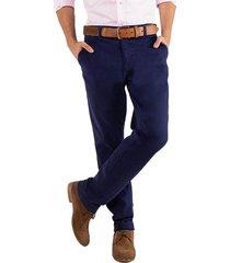pantalón clásico azul rey ref. 111030519