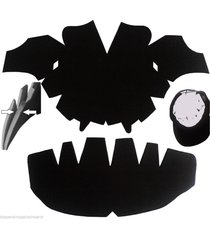 1pk. deluxe cap dome panel shaper| hat cleaning & storage aide| hat crown insert
