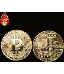 bitcoin physical bitcoin in proctective acrylic case novelty coin free shipping