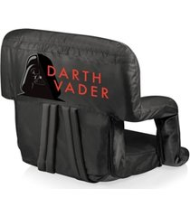 oniva by picnic time darth vader - ventura portable reclining stadium seat