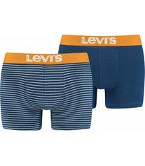 stripe b boxer shorts