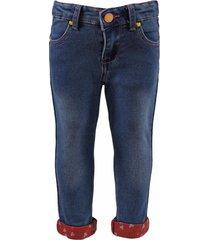 jeans fucsia plaza sesamo