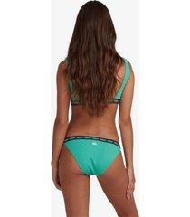 quiksilver womens the rib bikini bottoms