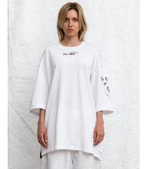 t-shirt giant tee white