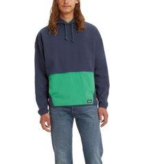 levi's men's utility hoodie