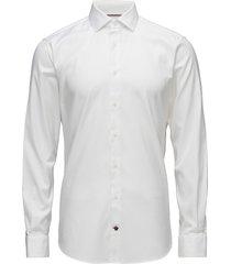 core stretch oxford slim shirt skjorta business vit tommy hilfiger tailored