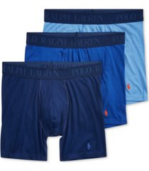 polo ralph lauren men's 4d flex modal 3-pk. boxer briefs