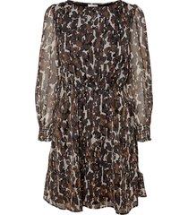 klänning vmally ls boatneck short dress