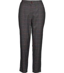 nico pantalon met rechte pijpen grijs stella nova