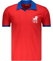camisa fortaleza retrô 1918 masculino