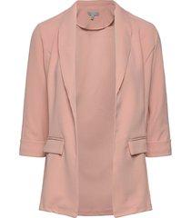 frvedusa 2 blazer blazers casual blazers roze fransa