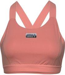 bra top lingerie bras & tops soft bras rosa adidas originals