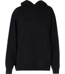 msgm hoodie back logo