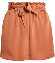 bcbgeneration paperbag shorts