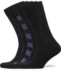 essential ankle sock 5p underwear socks regular socks svart björn borg