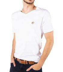 camiseta fondo entero blanca ref. 107040819