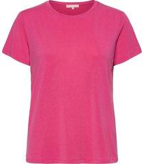ella t-shirt t-shirts & tops short-sleeved rosa soft rebels