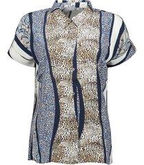 03285-20 blouse aop animal