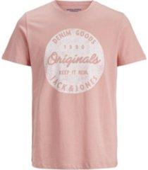 jack & jones men's graphic tee shirt