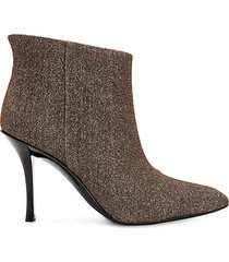 mim leather booties