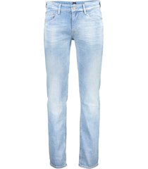 boss orange jeans orange denim blauw