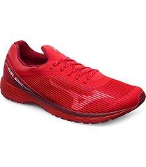 duel sonic shoes sport shoes running shoes röd mizuno