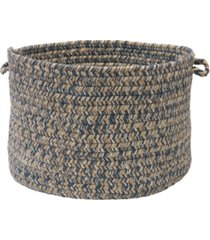 colonial mills tremont braided storage basket