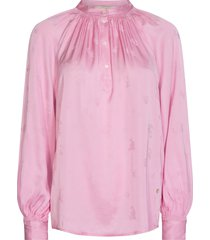 qwin jacquard blouse 136840