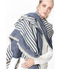 bufanda azul portsaid