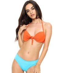 bikini naranja lecol marcia