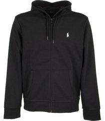 ralph lauren double-knitted hoodie