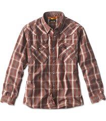 granite peaks shirt, henna, xx large