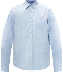 overhemd met zak