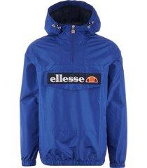 ellesse heritage mont 2 oh jacket - blue sha06040