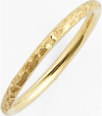 women's bony levy hammered 14k gold midi ring (nordstrom exclusive)