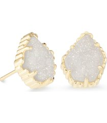 women's kendra scott tessa stone stud earrings