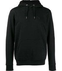 cenere gb classic hoodie - black